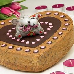Пазл онлайн: Ко дню Святого Валентина