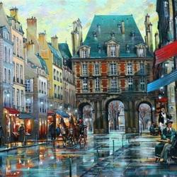 Пазл онлайн: Париж
