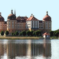 Пазл онлайн: Замок Морицбург
