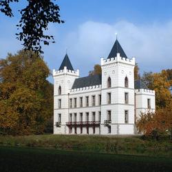 Пазл онлайн: Замок Бевервид