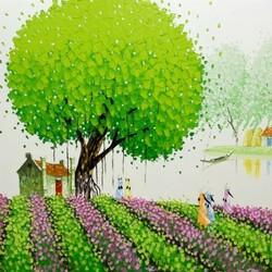 Пазл онлайн: Времена года. Весна