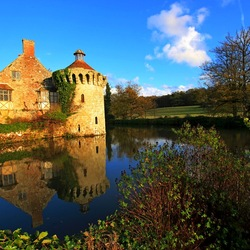 Пазл онлайн: Загородный дом в графстве Кент