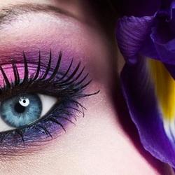 Пазл онлайн: Анютины глазки
