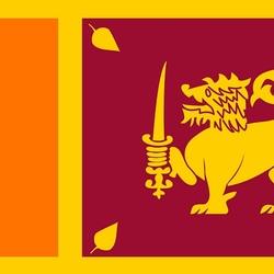 Пазл онлайн: Шри-Ланка