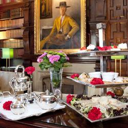 Пазл онлайн: Послеобеденное чаепитие в отеле Milestone Kensington