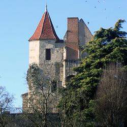 Пазл онлайн: Замок Нерак