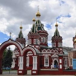Пазл онлайн: Казанский собор