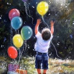 Пазл онлайн: День рождения