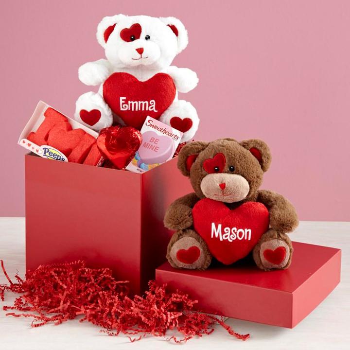 Подарок ему в день святого валентина 23