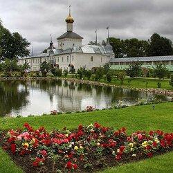 Пазл онлайн: Толгский монастырь. Ярославль