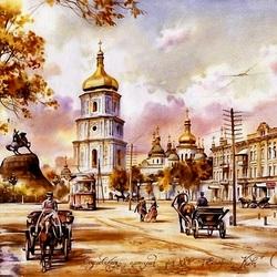 Пазл онлайн: София Киевская