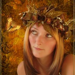 Пазл онлайн: Волшебство Осени