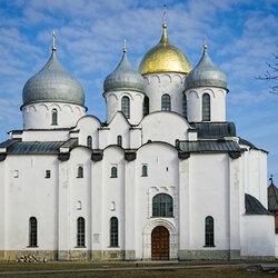 Пазл онлайн: Софийский собор