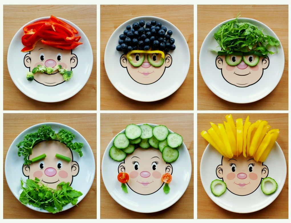 Поделка на тему продукты питания
