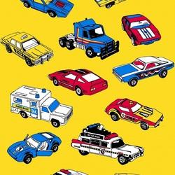Пазл онлайн: Машины