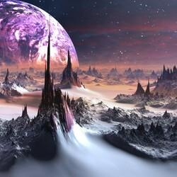 Пазл онлайн: Иные миры