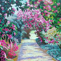 Пазл онлайн: Цветение в Кенвуде