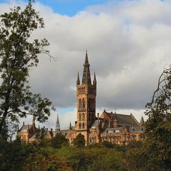 Пазл онлайн: Университет в Глазго