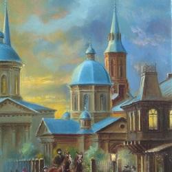 Пазл онлайн: Астрахань. Из прошлой жизни