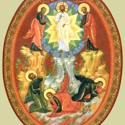 Пазл онлайн: Преображение Господне