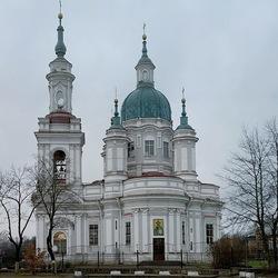 Пазл онлайн: Екатерининский собор