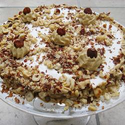 Пазл онлайн: Ореховое наслаждение