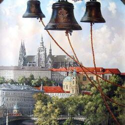 Пазл онлайн: Прага - мать городов