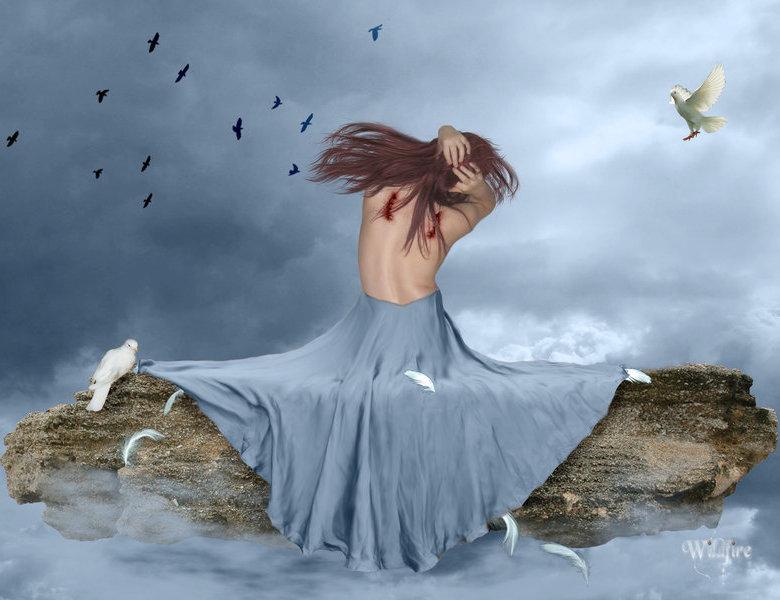 этом я без тебя как птица без крыла картинки танцуют