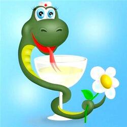 Пазл онлайн: Змейка