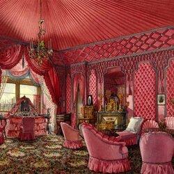 Пазл онлайн: Залы Зимнего дворца