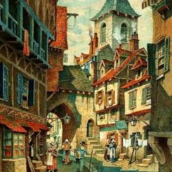 Пазл онлайн: Реймс, 1878 год