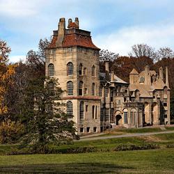 Пазл онлайн: Замок Фонтхилл