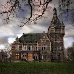 Пазл онлайн: Дворец Врача (Le Chateau du Docteur)