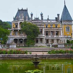 Пазл онлайн: Дворец императора Александра III