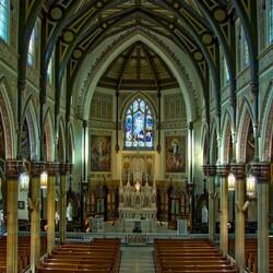 Пазл онлайн: Собор святого Патрика