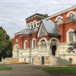 Пазл онлайн: Музей хрусталя