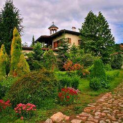 Пазл онлайн: Болгария. Роженский монастырь