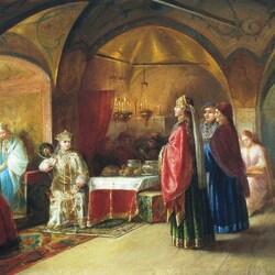 Пазл онлайн: Терем царевен