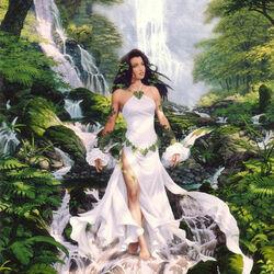 Пазл онлайн: Река Бытия