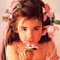 Пазл онлайн: Пора цветения