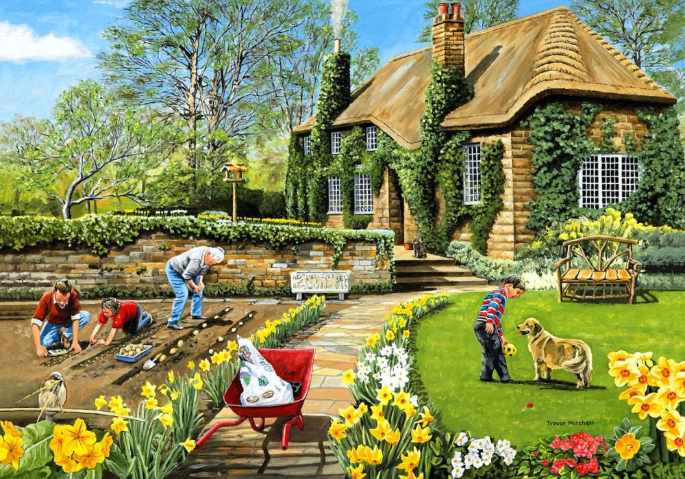неотъемлемая составляющая весенний огород с картинками разобраться причинах появления