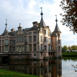Пазл онлайн: Замок Пуке