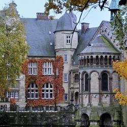 Пазл онлайн: Замок Дарфельд. Германия