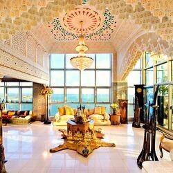 Пазл онлайн: Taj Miami - арабский дворец
