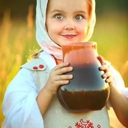 Пазл онлайн: Парное молоко