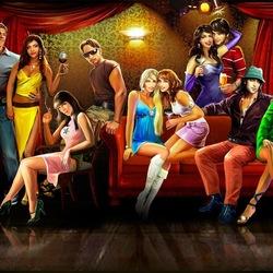 Пазл онлайн: Вечеринка