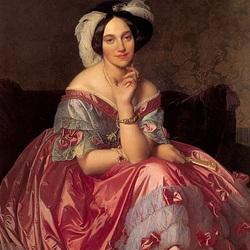 Пазл онлайн: Баронесса Ротшильд