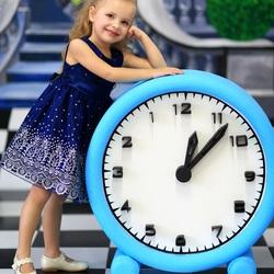 Пазл онлайн: Время