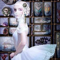 Пазл онлайн: Балерина