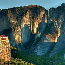 Пазл онлайн: Монастыри Метеора